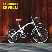Solomone Cavalli TQ002
