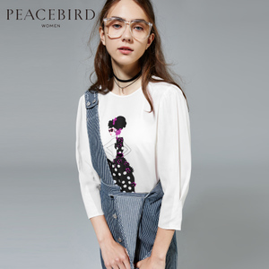 PEACEBIRD/太平鸟 A1CD53382