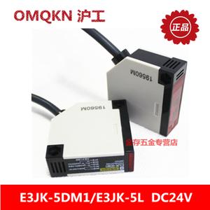 OMKQN E3JK-5DM1-5L-DC24V