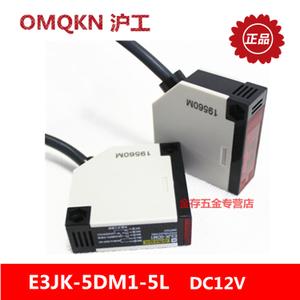 OMKQN E3JK-5DM1-5L-DC12V