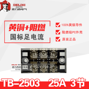 德力西 TB-2503