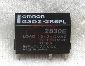 Omron/欧姆龙 G3DZ-2R6PL