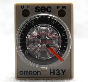 Omron/欧姆龙 H3Y-2-C-DC24V-5S