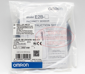 Omron/欧姆龙 E2B-M12KN08-WZ-C1