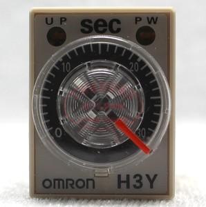 Omron/欧姆龙 H3Y-2-C-AC220V-30S