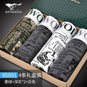 Septwolves/七匹狼 95091-4