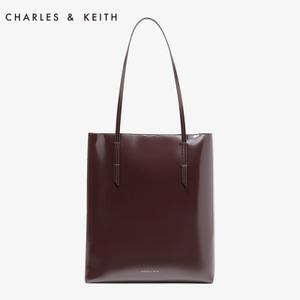 CHARLES&KEITH Burgundy