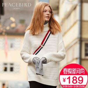 PEACEBIRD/太平鸟 A6EE64551