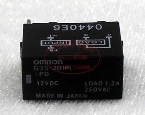 Omron/欧姆龙 G3S-201PL-PD-12VDC