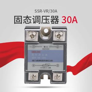 德力西 SSRVR30A