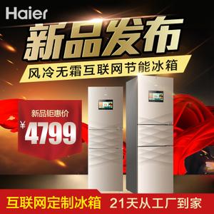 Haier/海尔 BCD-256WDIC...