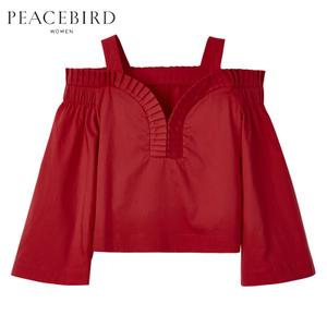PEACEBIRD/太平鸟 A6CD71102