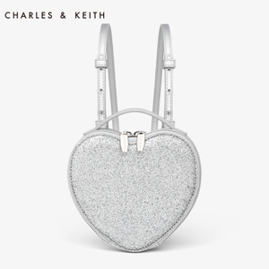 CHARLES&KEITH CK11-80670646-Silver