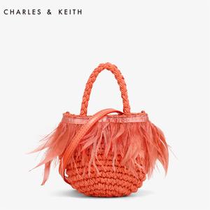 CHARLES&KEITH CK11-50270036-Orange