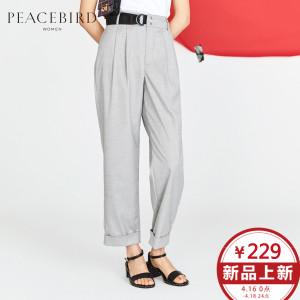 PEACEBIRD/太平鸟 AWGB82301